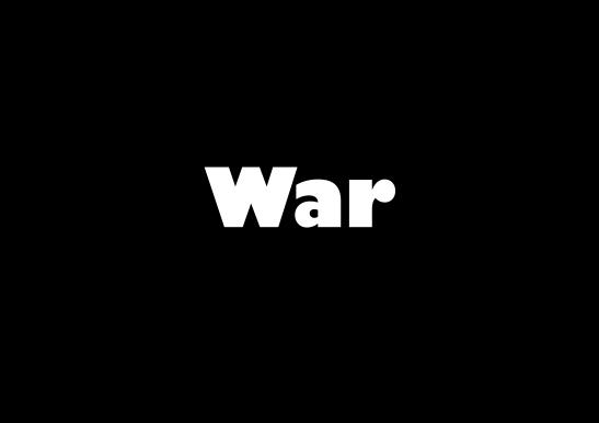 war, preston tringe, garry cook, photography
