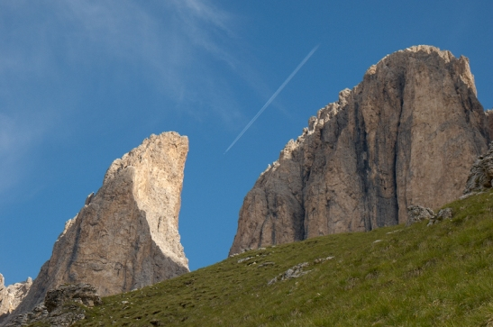 italy, trentino, dolomites, five fingers, mountains, garry cook