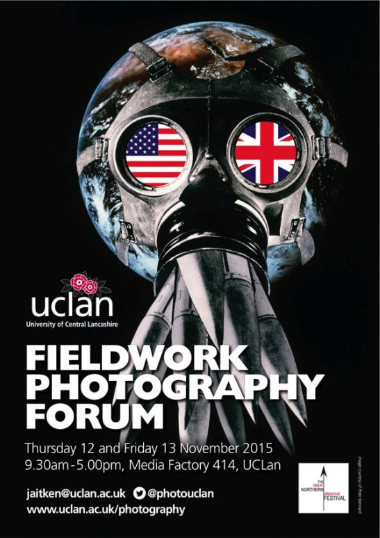 uclan, university of central lancashire, photography ma, fieldwork photography forum, garry cook,
