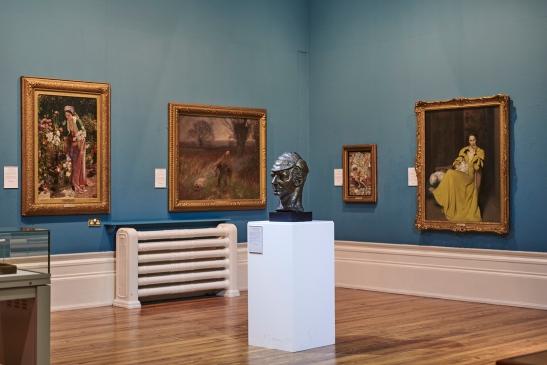 preston harris musuem and art gallery